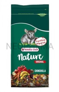 Versele-laga Chinchilla Nature Original szynszyla 750g