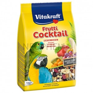 Vitakraft Frutti Cocktail Parrots 250g